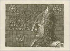 Z księgozbioru numizmatycznego Rudolfa Mękickiego we Lwowie