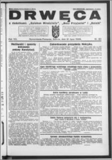 Drwęca 1928, R. 8, nr 85