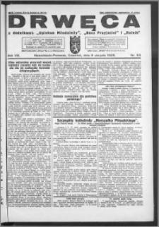 Drwęca 1928, R. 8, nr 93