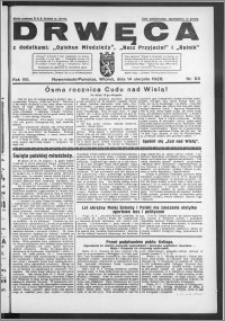 Drwęca 1928, R. 8, nr 95