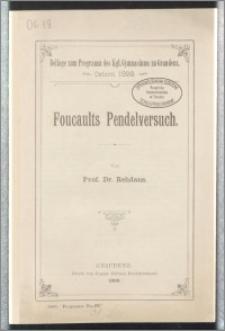 Foucaults Pendelversuch