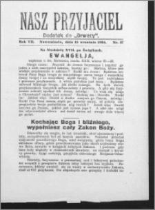 Nasz Przyjaciel 1934, R. 11, nr 37