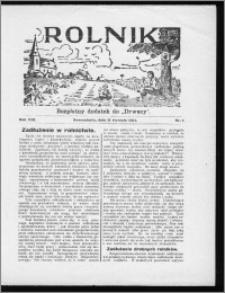 Rolnik 1934, R. 8, nr 1
