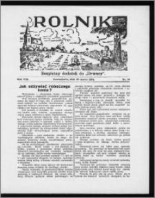 Rolnik 1934, R. 8, nr 10