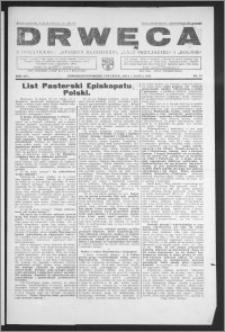 Drwęca 1934, R. 14, nr 25