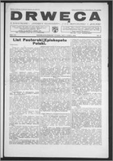Drwęca 1934, R. 14, nr 27