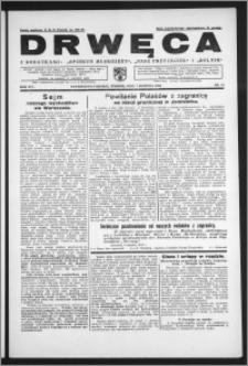Drwęca 1934, R. 14, nr 91