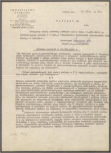 Materiały Tadeusza Czeżowskiego dotyczące jego działalności w Towarzystwie Naukowym w Toruniu, cz. 2
