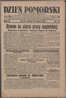 Dzień Pomorski 1931.02.17, R. 3 nr 37