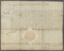 Jan III król polski nakazuje w związku z osadzeniem wojska na leżach zimowych w starostwie trembowelskim, aby dzierżawcy i administratorzy królewszczyzn zwozili punktualnie hibernę na św. Michała do Lwowa