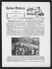 Opiekun Młodzieży 1935, R. 12, nr 5