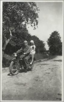 Wiktor i Danusia w Małkach