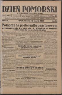 Dzień Pomorski 1931.03.10, R. 3 nr 55