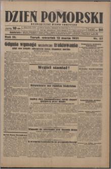 Dzień Pomorski 1931.03.12, R. 3 nr 57