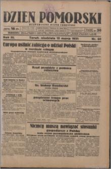 Dzień Pomorski 1931.03.15, R. 3 nr 60