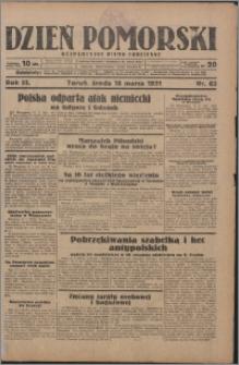 Dzień Pomorski 1931.03.18, R. 3 nr 62