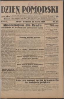 Dzień Pomorski 1931.03.22, R. 3 nr 66