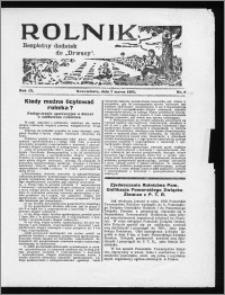 Rolnik 1935, R. 9, nr 10