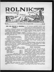 Rolnik 1935, R. 9, nr 14