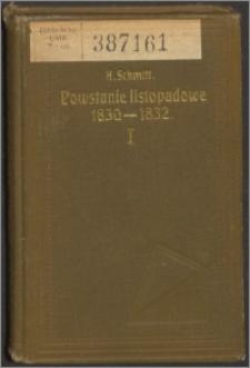Powstanie listopadowe 1830-1832. Cz. 1
