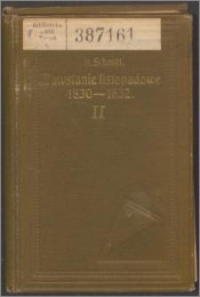 Powstanie listopadowe 1830-1832. Cz. 2