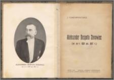 Aleksander Despota Zenowicz (ur. w r. 1829 zm. 1897 r.)