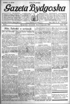 Gazeta Bydgoska 1927.01.06 R.6 nr 4
