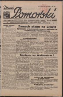 Dzień Pomorski 1934.06.09, R. 6 nr 127
