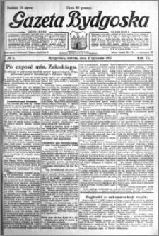Gazeta Bydgoska 1927.01.08 R.6 nr 5