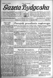 Gazeta Bydgoska 1927.01.11 R.6 nr 7