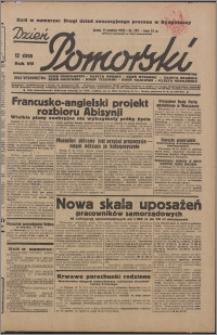 Dzień Pomorski 1935.12.11, R. 7 nr 287