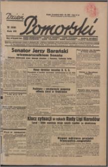 Dzień Pomorski 1935.12.13, R. 7 nr 289