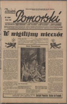 Dzień Pomorski 1935.12.24/25/26, R. 7 nr 298