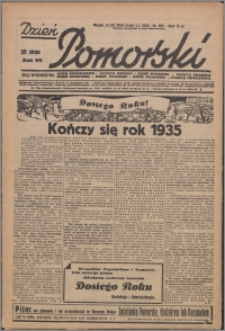 Dzień Pomorski 1935.12.31/1936.01.01, R. 7 nr 302