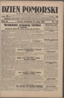 Dzień Pomorski 1931.05.24, R. 3 nr 118