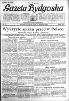 Gazeta Bydgoska 1927.01.18 R.6 nr 13