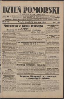 Dzień Pomorski 1931.06.19, R. 3 nr 138