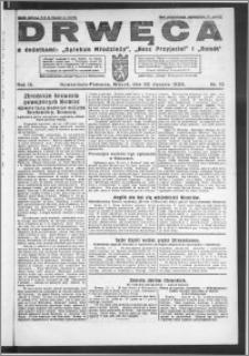 Drwęca 1929, R. 9, nr 10
