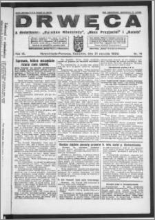 Drwęca 1929, R. 9, nr 14