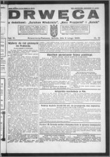 Drwęca 1929, R. 9, nr 18