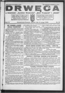 Drwęca 1929, R. 9, nr 19