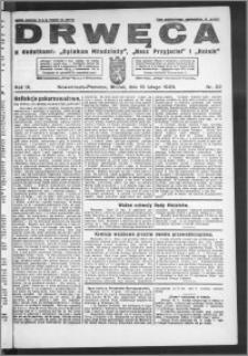 Drwęca 1929, R. 9, nr 22
