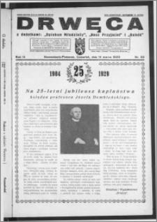Drwęca 1929, R. 9, nr 32