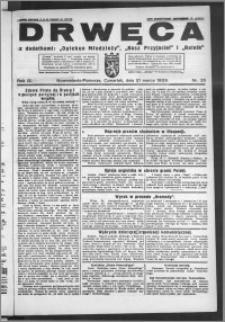 Drwęca 1929, R. 9, nr 35