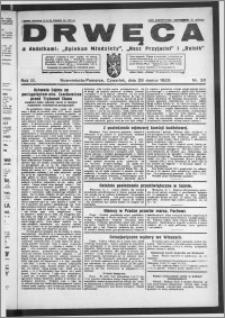 Drwęca 1929, R. 9, nr 38