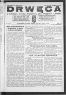 Drwęca 1929, R. 9, nr 42
