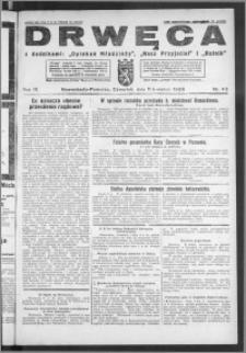 Drwęca 1929, R. 9, nr 43