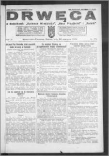 Drwęca 1929, R. 9, nr 73
