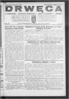 Drwęca 1929, R. 9, nr 78