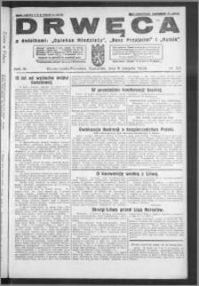 Drwęca 1929, R. 9, nr 92